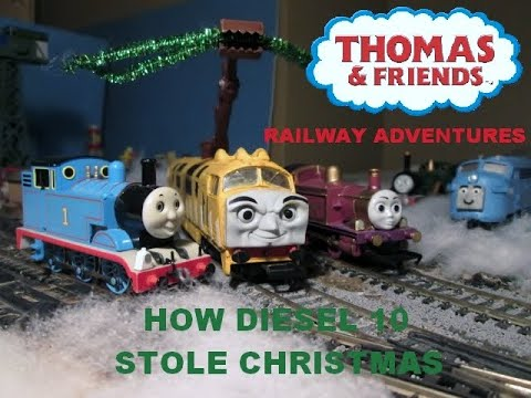How Diesel 10 Stole Christmas