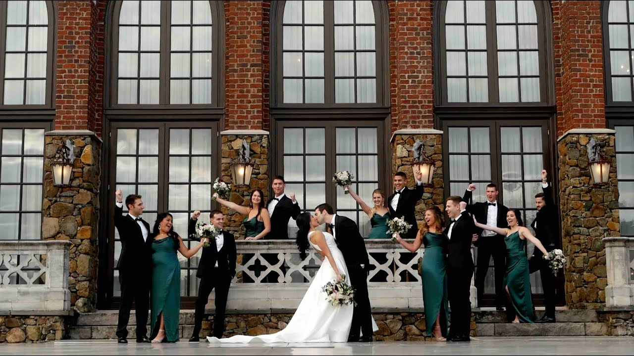 Dover Hall Wedding Film | Nadia + Jonathan