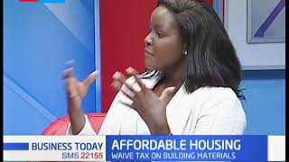 Kenya projects to build 500,000 affordable housing units