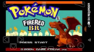 Pokémon fire red (parte1)pt br