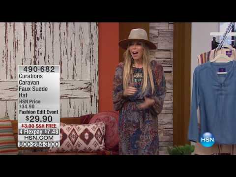 HSN | Curations Caravan Fashions 09.16.2016 - 03 PM