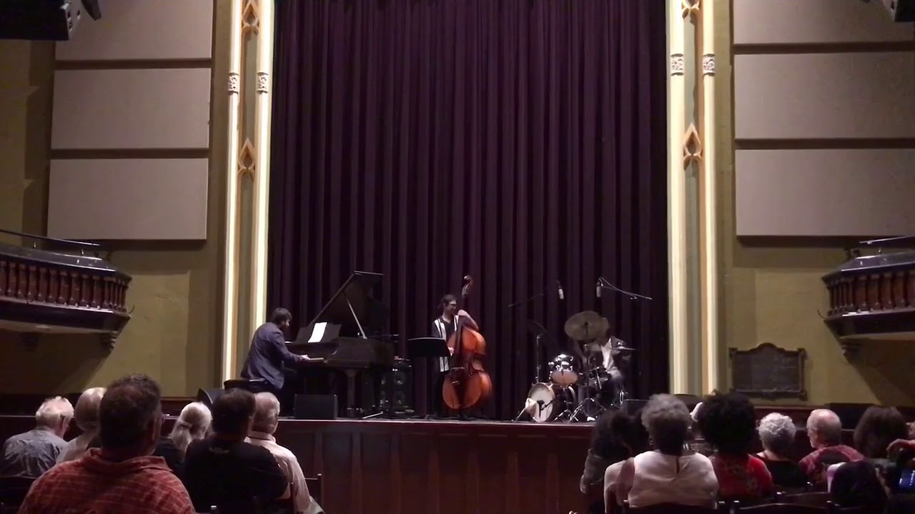 "Francisco Mela ""Crash Trio"" feat Santiago Leibson and Kenneth Jimenez"