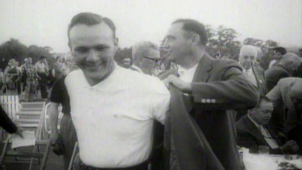 The Arnold Palmer Plaque