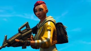"""MATCHES WITH THE NEW """"MAVERICK"""" AND """"SHADOW"""" SKINS! (Fortnite Battle Royale)"""
