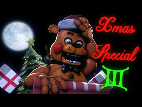 [FNAF/SFM] Christmas Special 3: Toy Freddy's Holiday Rush! Alternate Ending