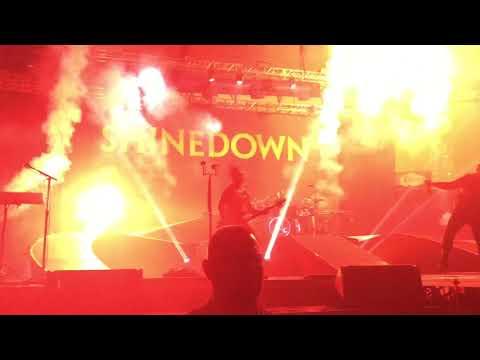 Devil Live by Shinedown Yakima WA 4/7/18
