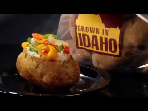 Actual Phone Call to Idaho Potato Commission Offices from Washington