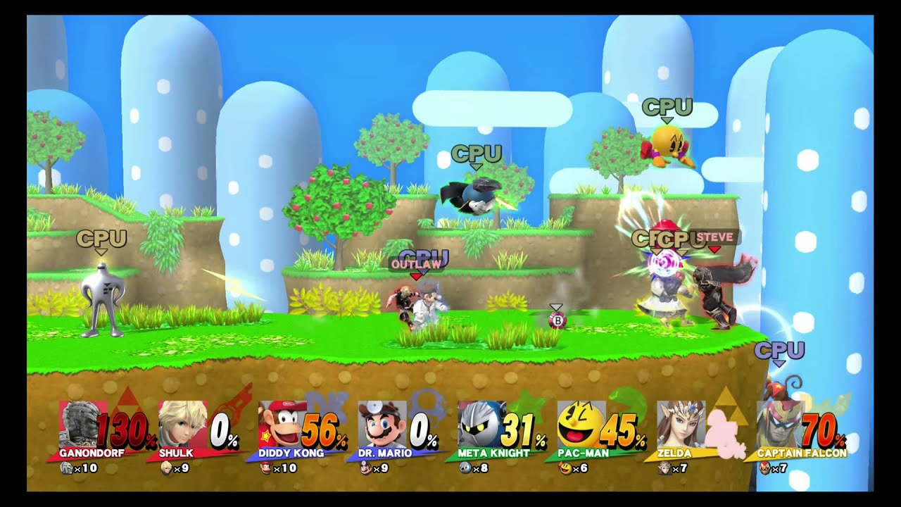 How To Get Yoshi S Island In Melee