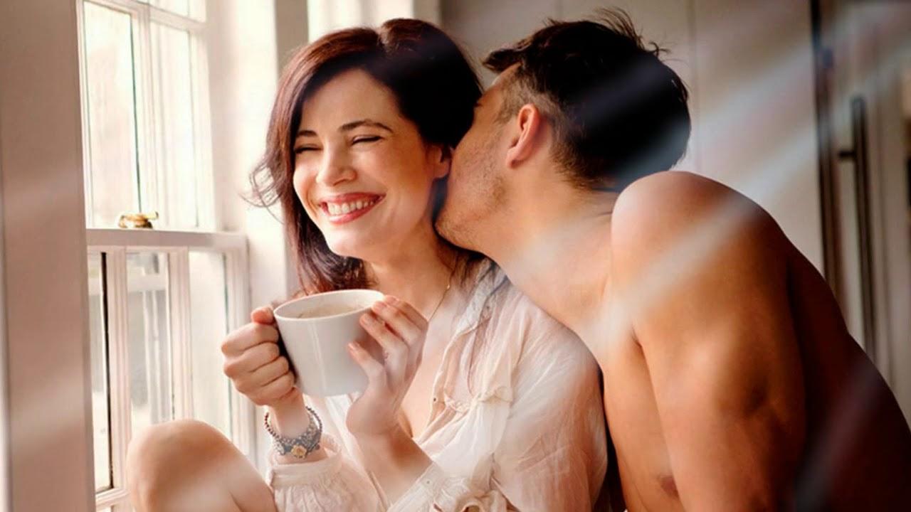Картинка с утренним поцелуем