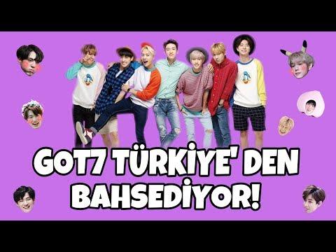 GOT7 Türkiye'den Bahsediyor! (Tamamı)