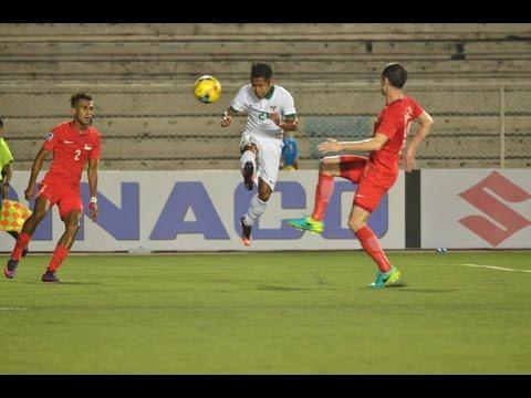 Singapore vs Indonesia (AFF Suzuki Cup 2016: Group Stage)