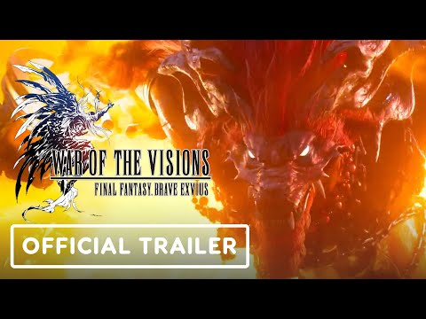 War of The Visions: Final Fantasy Brave Exvius - Official Story & Gameplay Trailer