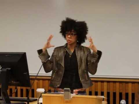 Dr. Kim Wilson, presenter, W.E.B. Du Bois Symposium (Dr. Anthony Monteiro) Temple U.