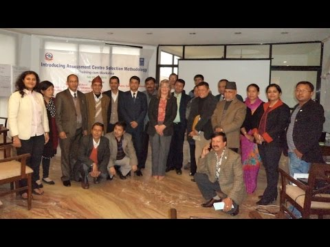 Assessment Centre Methodology for Government of Nepal Civil Service with Talent Makers