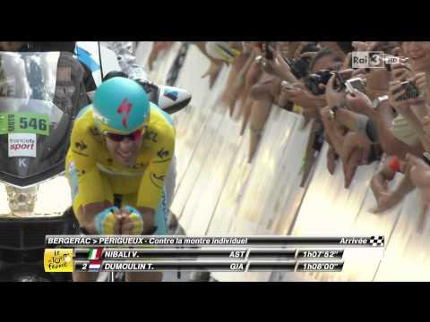 Tour de France 2014 Nibali Crono