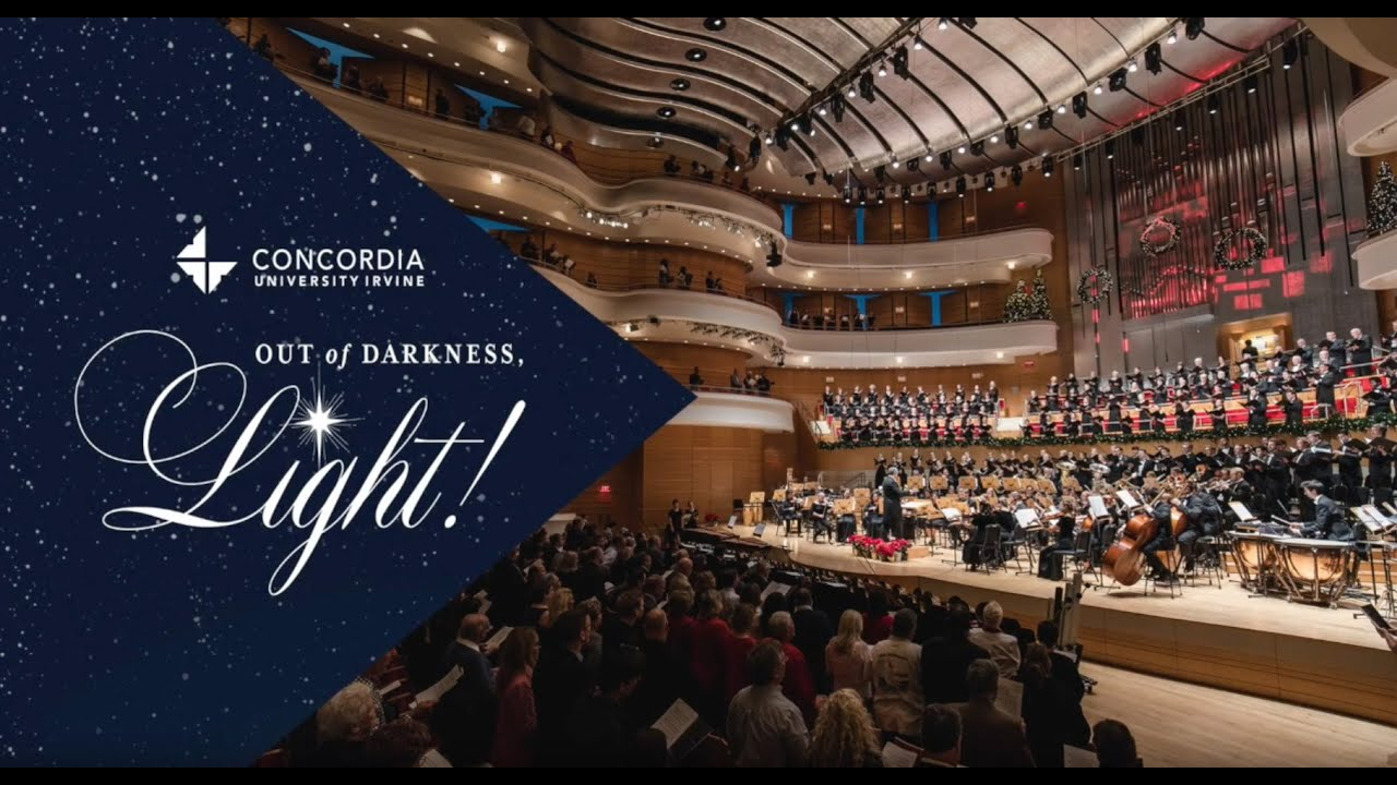 2018 Concordia Christmas Concert Highlights   YouTube