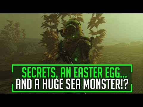 Fallout 4 - Exploring Far Harbor's Ocean WITHOUT WATER! (SECRETS FOUND)
