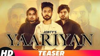 Teaser   Yaariyan   Jonty   Ninja   A Kay   Snappy   Shehnaz Gill   Releasing On 27th Sept 18
