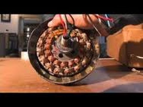 Ceiling Fan Coil Rewinding Ceiling Fan Repair Tutorial