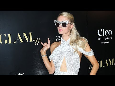 Paris Hilton Is The Glamest Gal We Know thumbnail