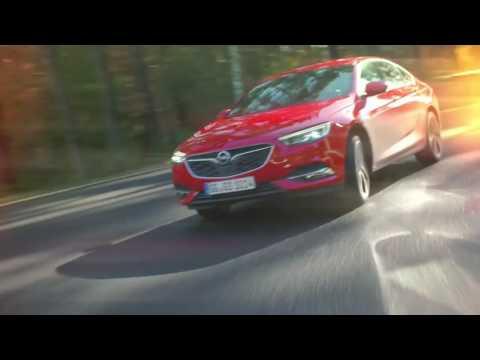 Ny Opel Insignia Grand Sport - 4x4 med Torque Vectoring