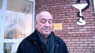 Петр Александрович Теткин поблагодарил всех за помощь его сыну Максиму