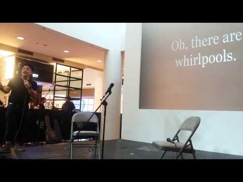 Carlos Celdran talks History   CebuLitFest