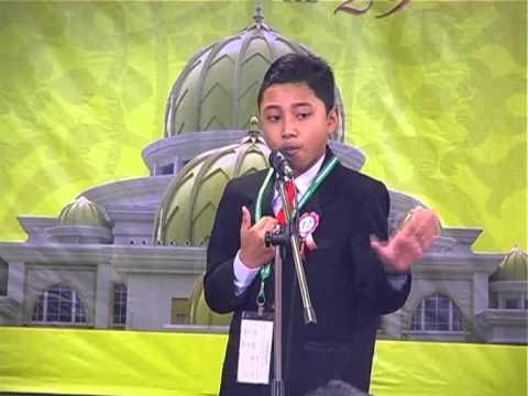 Pidato anak MI Tema Menghormati Orang tua dan Guru | Doovi