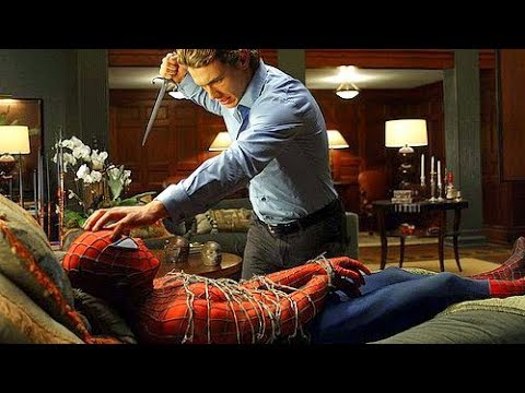 Harry Osborn Learns the Truth Scene - Spider-Man 2 (2004) Movie Clip HD