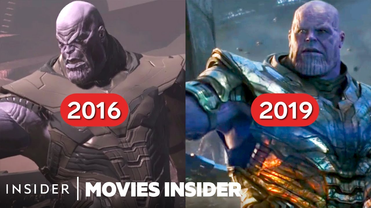 Download How Marvel Actually Makes Movies Years Before Filming | Movies Insider