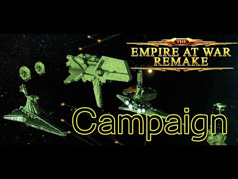 Star Wars Empire at War Remake Mod: Campaign Part 5 - THE NIGHTSISTERS!