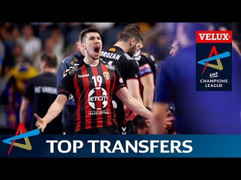Hottest handball transfers of 2017 - Group A/B's Top 12 | VELUX EHF Champions League