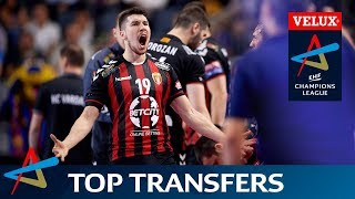Video Hottest handball transfers of 2017 - Group A/B's Top 12 | VELUX EHF Champions League download MP3, 3GP, MP4, WEBM, AVI, FLV Maret 2018