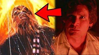Cómo Fué la Trágica Muerte de Chewbacca - Star Wars Leyendas Apolo1138