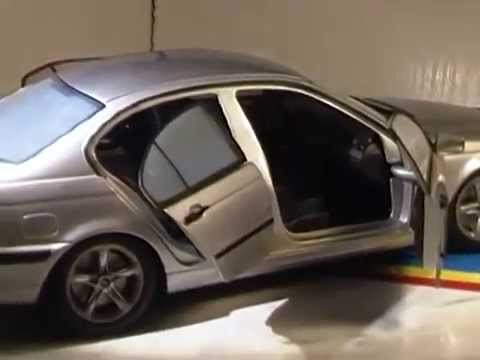 Bmw 318i E46 In Scale 1 18 By Ut Models Youtube