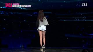 K-POPSTAR 6 'Hanbyul' dancing