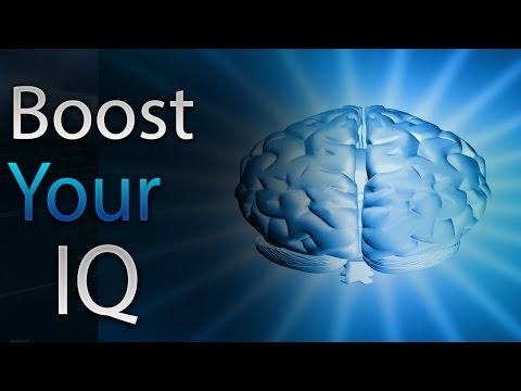 Boost Your IQ - Increase Your Brain Power - Subliminal Alpha Affirmations with Simply Hypnotic