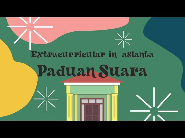 PLSSB 2020 SMAN 9 TANGERANG - Pengenalan Ekstrakurikuler Paduan Suara (Paranada Choir)