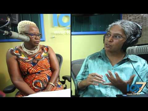 """Challenges of Women in the Protective Services"" feat. Margaret Sampson-Brown"