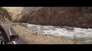 Sequioa national park. (Cinematic on Gopro)