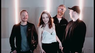 CHVRCHES and Matt Berninger interview (My Enemy - Love is Dead)