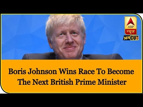 Boris Johnson Wins Race To Become The Next British Prime Minister
