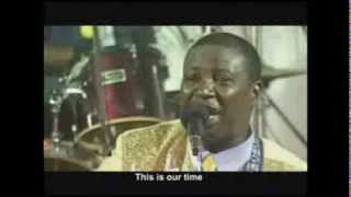 PANAM PERCY PAUL - GLORY 4 LIVE - THIS IS OUR TIME