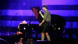 """Rufus Wainwright & Kate McGarrigle """"If Love Were All"""" @ Halle aux Grains (Toulouse)"""