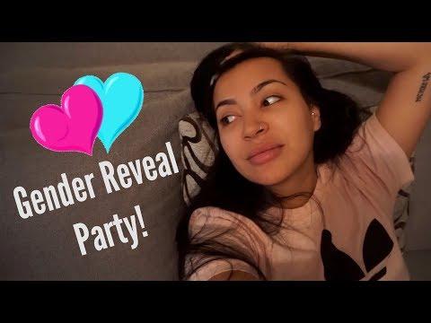 Vlog # 37- GENDER REVEAL!