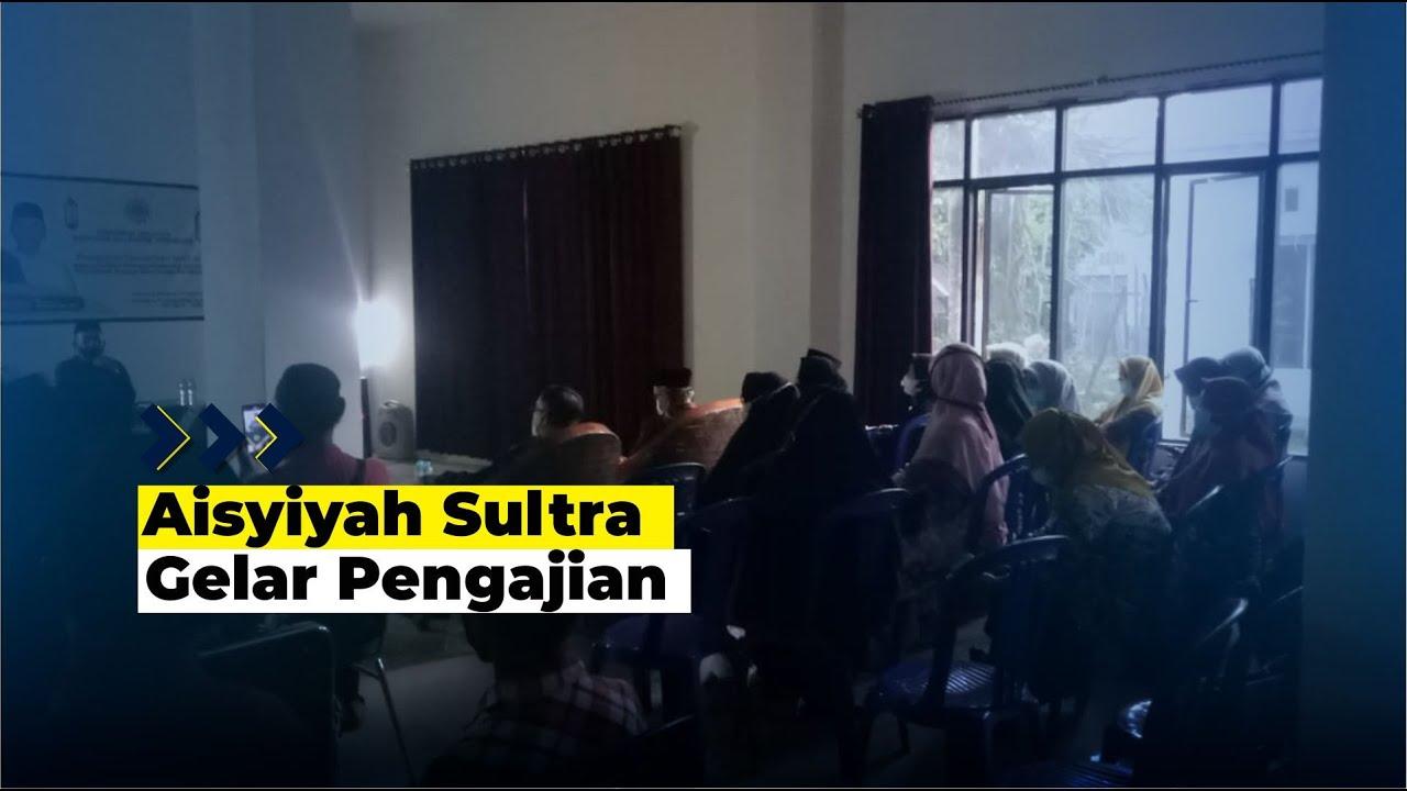 Peringati Nuzulul Quran, Aisyiyah Sultra Gelar Pengajian
