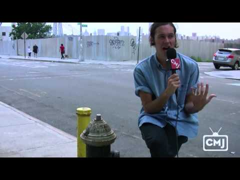 CMJ TV Interview: Washed Out