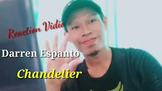 Download #Darren_Espanto #Chandelier Reaction Vidio Darren Espanto