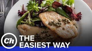 Easy Chicken Piccata - How To Make The Easiest Way