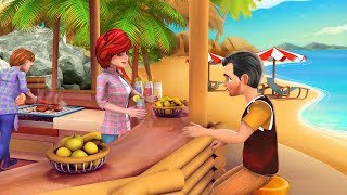 Resort Juice Bar & BBQ Stand - Android Gameplay HD